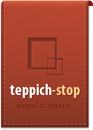 Teppich-Stop